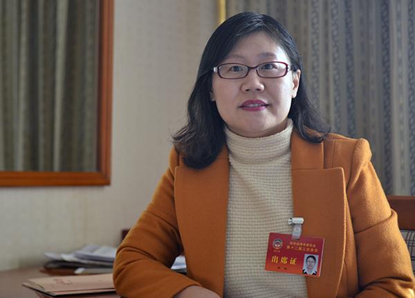 聚焦淄博两会丨委员刘双:规范整顿校园网络投票 还孩子和谐健康成长环境