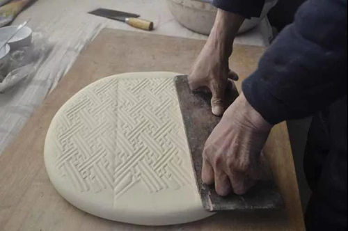 春节美食|沾化张世申手中的百年美食锅饼