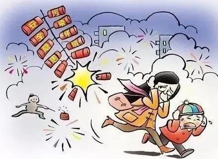 注意!滨州城市建成区内禁止燃放烟花爆竹