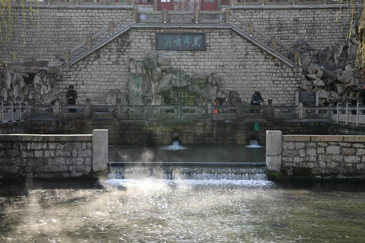 济南将贯通老城区四大泉群 打造中央泉水区特色风貌区域