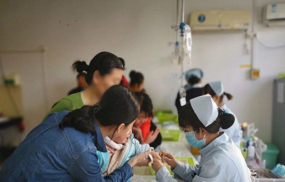 滨州一女孩流感3天现致命感染 医院儿科门诊一天接诊500人次