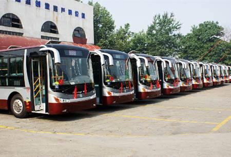 今起淄博新开行7条公交线 具体路线看这里