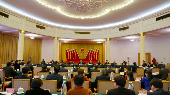 王忠林参加章丘代表团审议政府工作报告:当好新时代全省走在前列排头兵