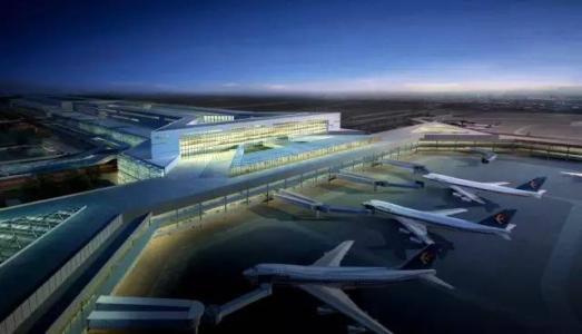 济宁机场迁建工程预可行性研究报告获国家批复