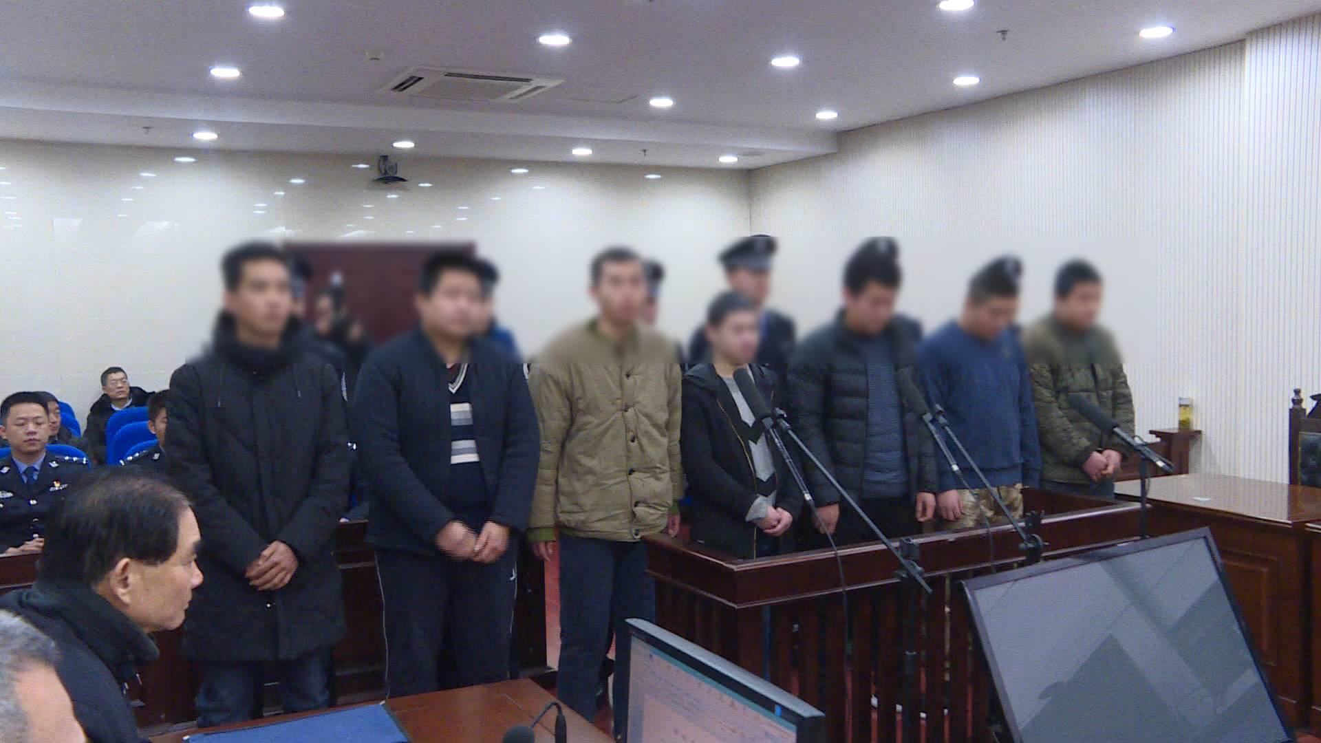 枣庄台儿庄警方打掉一个暴利索债的恶势力犯罪集团