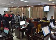 禹城法检两长2019年首次同堂共办涉恶犯罪案件