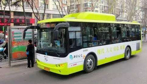 @济宁市民 腊月三十、正月初一公交车免费坐