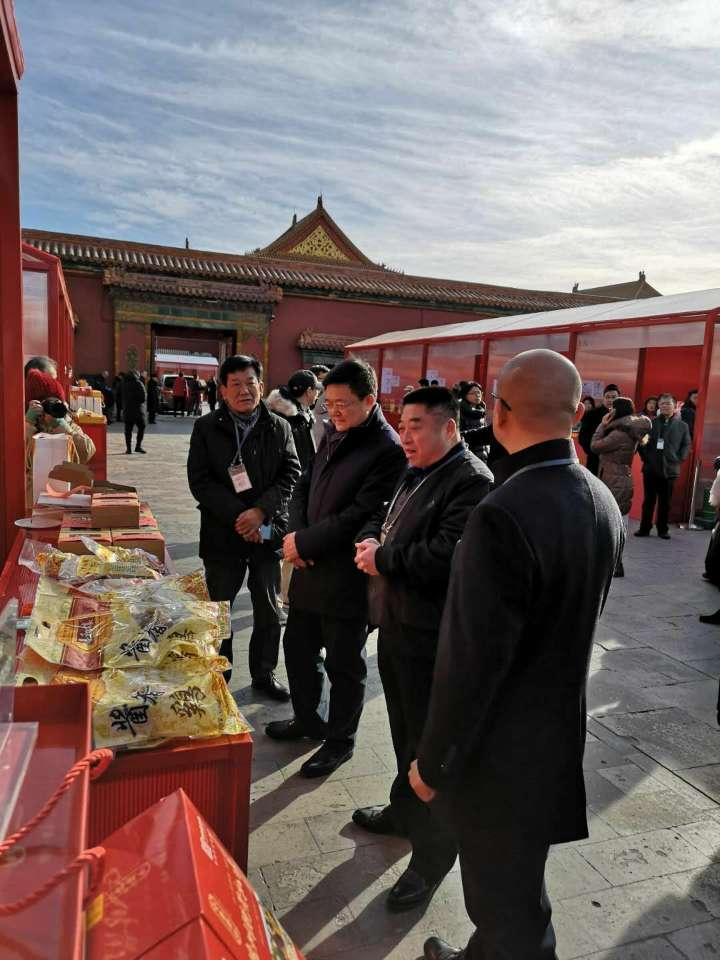 青岛6家老字号亮相故宫 春节故宫过大年持续到2月10日