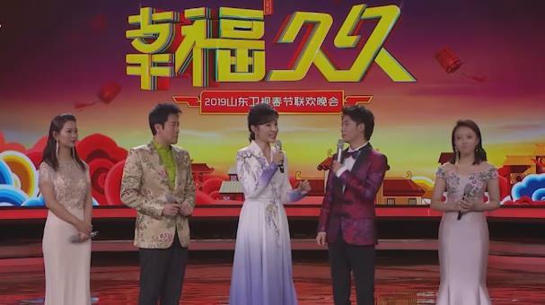 60秒|猜猜看!2018年周涛、蔡国庆最幸福的事是啥?