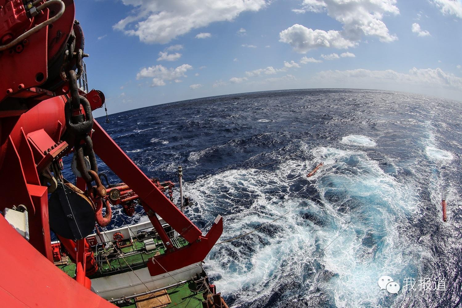 """从""""录像""""到""""直播"""" 我国首次实现6000米全海深观测数据实时传输"""