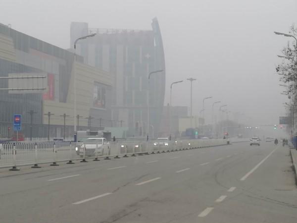 海丽气象吧|临沂发布大雾橙色预警部分地区能见度小于50米