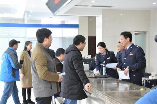 枣庄市山亭区开出首张社保费完税证明