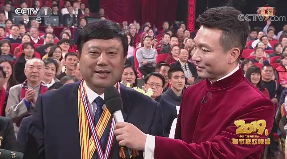 """山东这个""""村官""""不一般 时代楷模王传喜今晚来到""""央视春晚"""""""