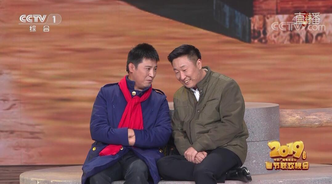 央视春晚上的山东元素|孙涛、林永健《演戏给你看》
