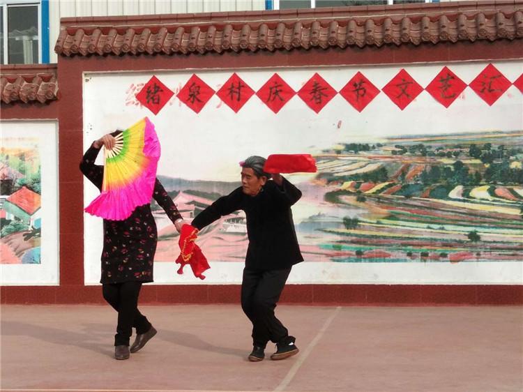 新春走基层|潍坊第一书记帮扶村有了舞蹈队 村民幸福生活舞起来