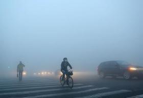 海丽气象吧丨山东发布大雾黄色预警 多地现能见度低于500米浓雾