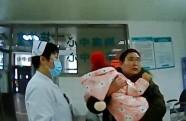 """婴儿不慎一氧化碳中毒 昌乐潍城交警""""接力护送""""就医"""