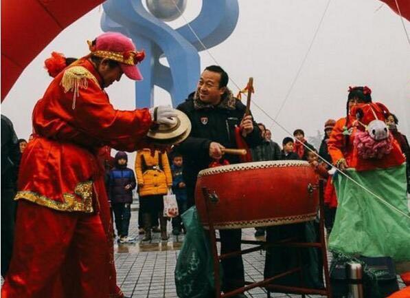 春节假期第六天山东节日气氛持续浓厚,文化旅游活动拉动消费
