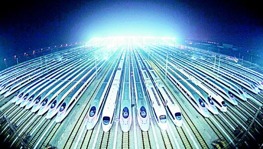 正月初六迎客流高峰 济南西至上海虹桥等方向将加开列车