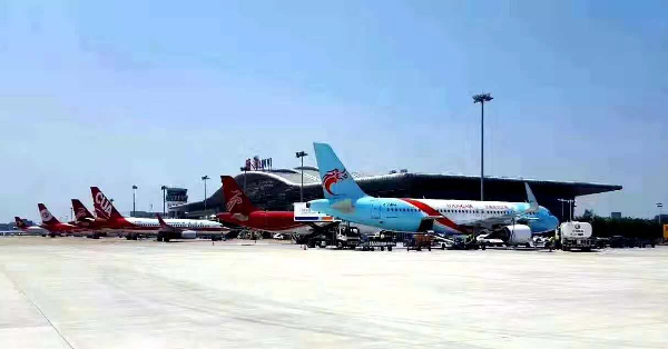 临沂机场8日旅客吞吐量达7266人次 创单日新高