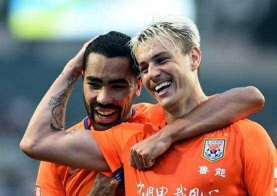 德尔加多个人宣布加盟鲁能 曾在贺岁杯取得进球