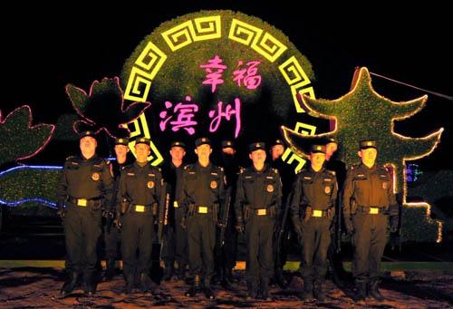 滨州主城区3天刑事零发案 案件率同期下降50%