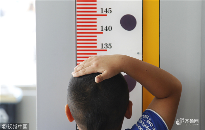 【网络祝年】儿童票看年龄不按身高的公平性宜早日落实
