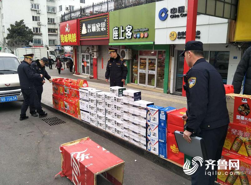 青岛2000余名执法人员坚守一线 依法查处违法违规行为8957起