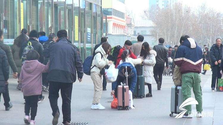 春节假期济南局集团公司累计发送旅客227万人 日均32.4 万人次