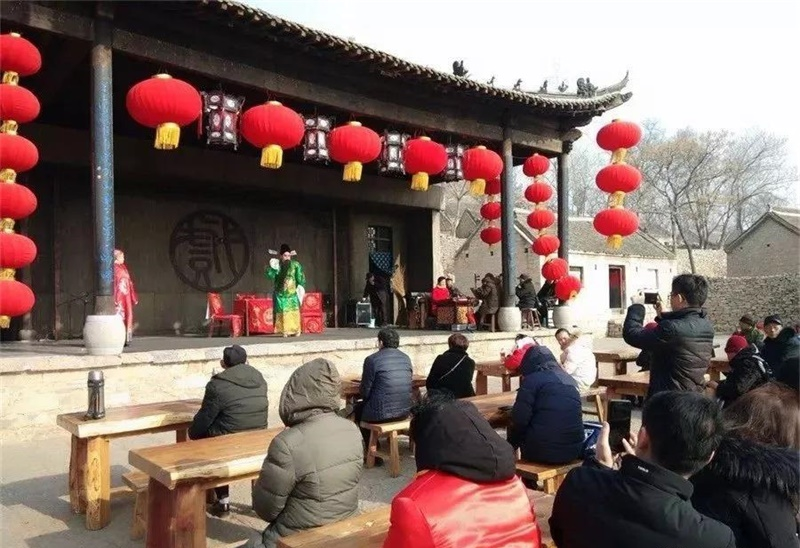 春节假期邹城共接待游客约80.24万人次