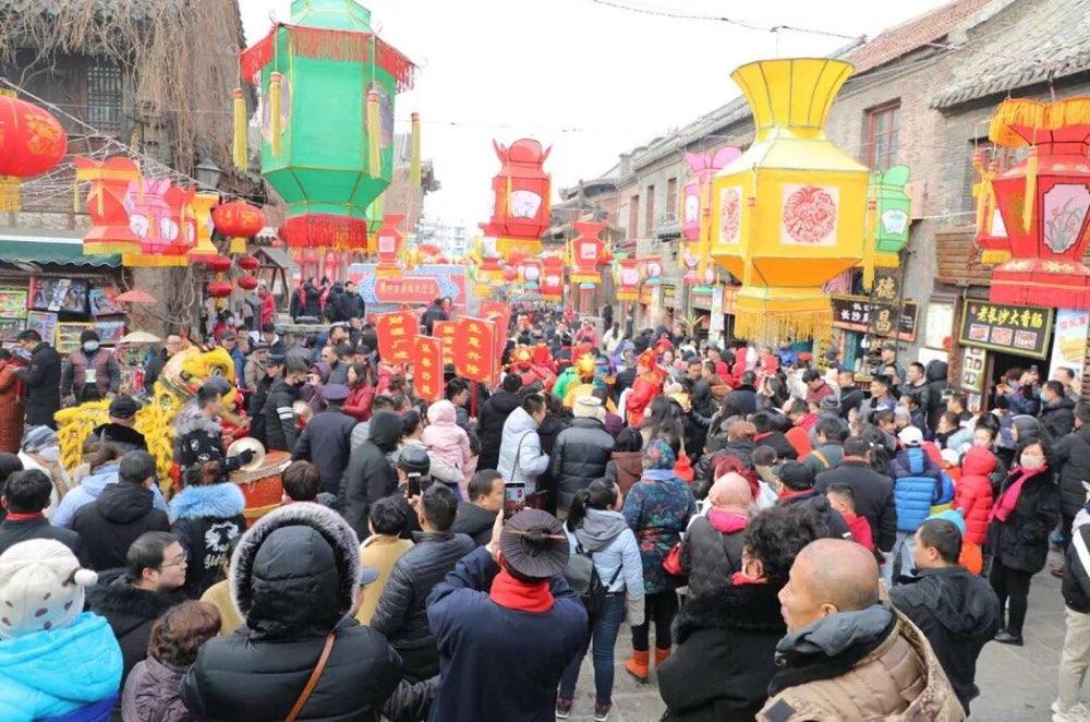 """淄博文化旅游实现""""开门红"""" 春节期间纳客254.7万人次"""