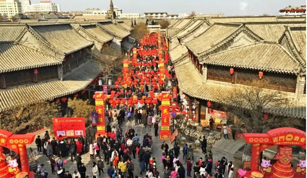 春节假期青州重点监测景区接待游客76.19万人次 旅游综合收入3.25亿元