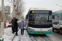 临沂公交春节假期期间累计运送乘客116万人次