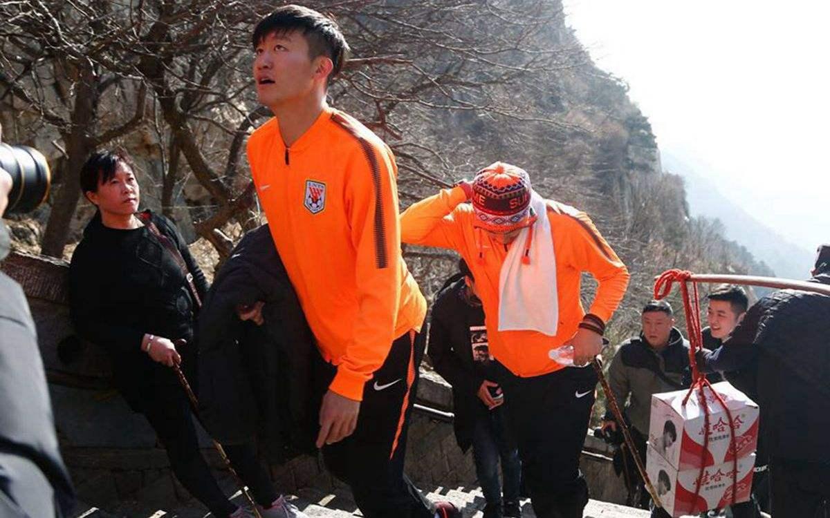 鲁能本周集结备战亚冠附加赛 正月初八登泰山