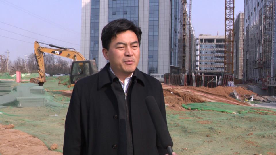 【担当作为抓落实】刘天东:党政干部包挂项目担任施工队长 确保今年完成投资380亿元