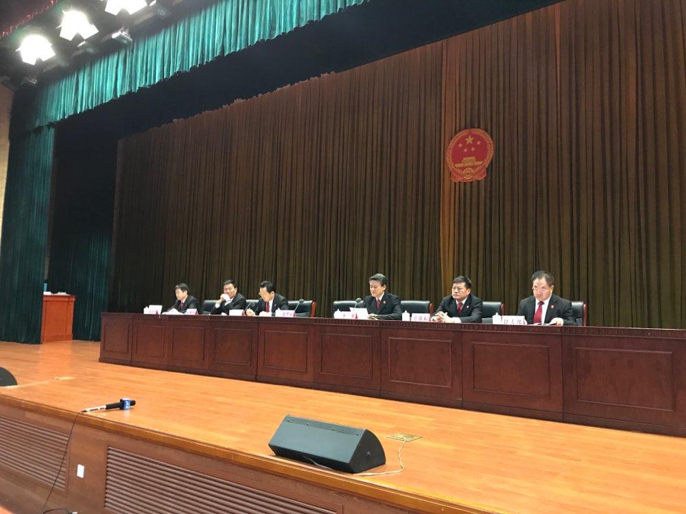 创新高!2018年山东法院审结案件168.1万件 同比上升13.4%