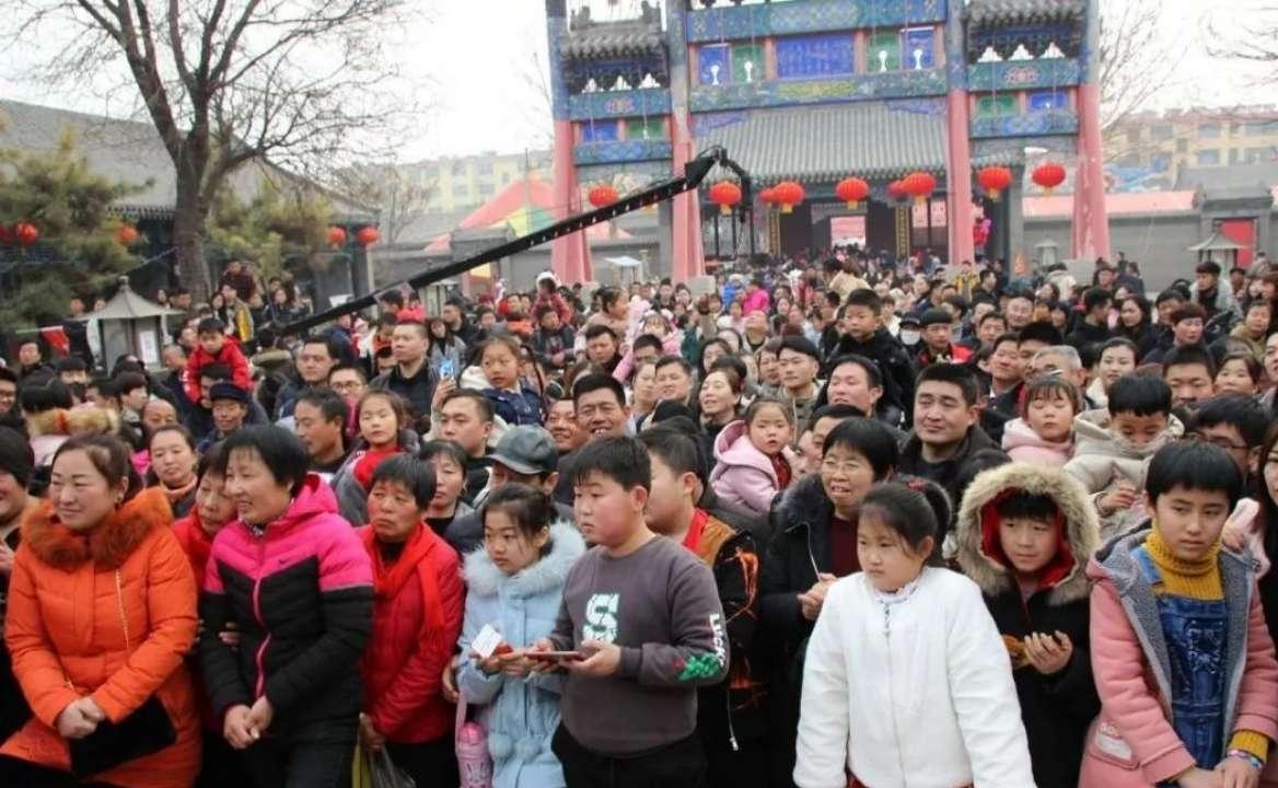 惠民县春节期间接待游客49万人次 同比增16.61%