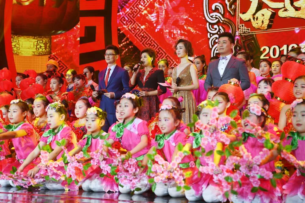 2019兖矿集团春晚精彩上演 刘大成、李迎春等为职工带来视听盛宴