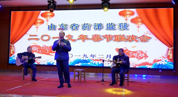 春节坚守岗位|菏泽:新春佳节 监狱民警特殊的坚守与陪伴