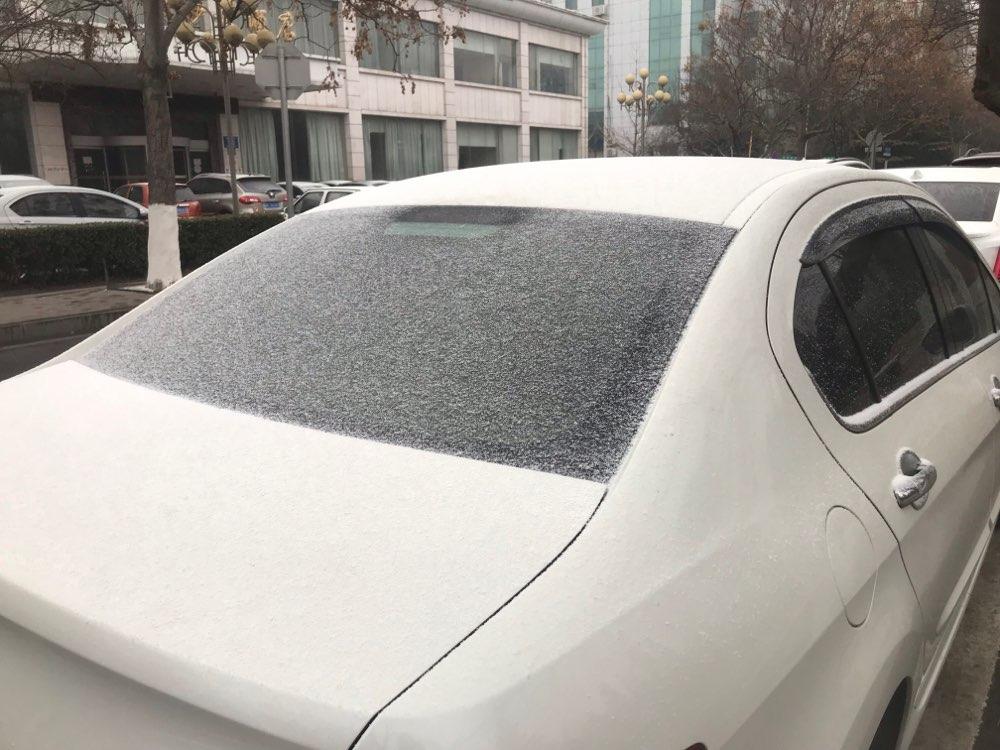 海丽气象吧丨淄博发布道路结冰黄色预警 小雪天气或将持续至14日