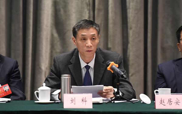 """省人大代表刘科:工作落实年,按""""六有要求""""做好七项工作"""