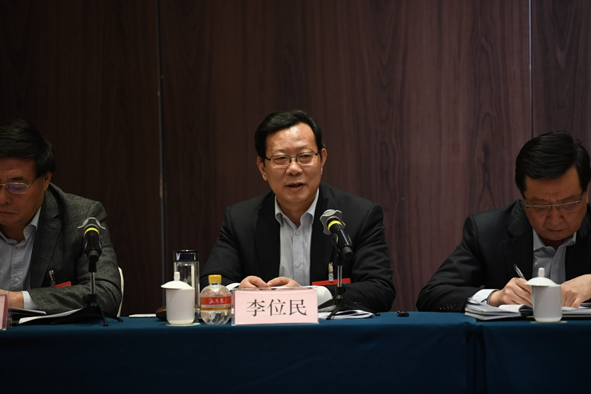 省政协委员李位民:双向并进调结构 大力开发省内省外新能源资源