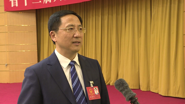 潍坊市委书记惠新安:灾后重建工作要做到老百姓心坎上
