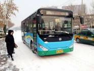 """因丰华路等4路段施工 潍坊5条公交线路临时""""变道"""""""