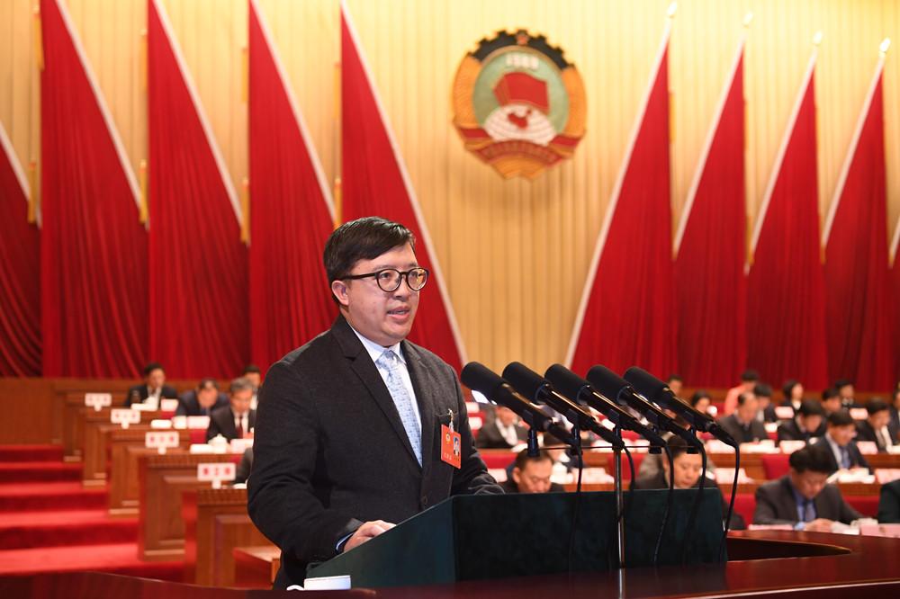 省政协委员马志毅:立足优势再造,只有落后的企业没有落后的产业