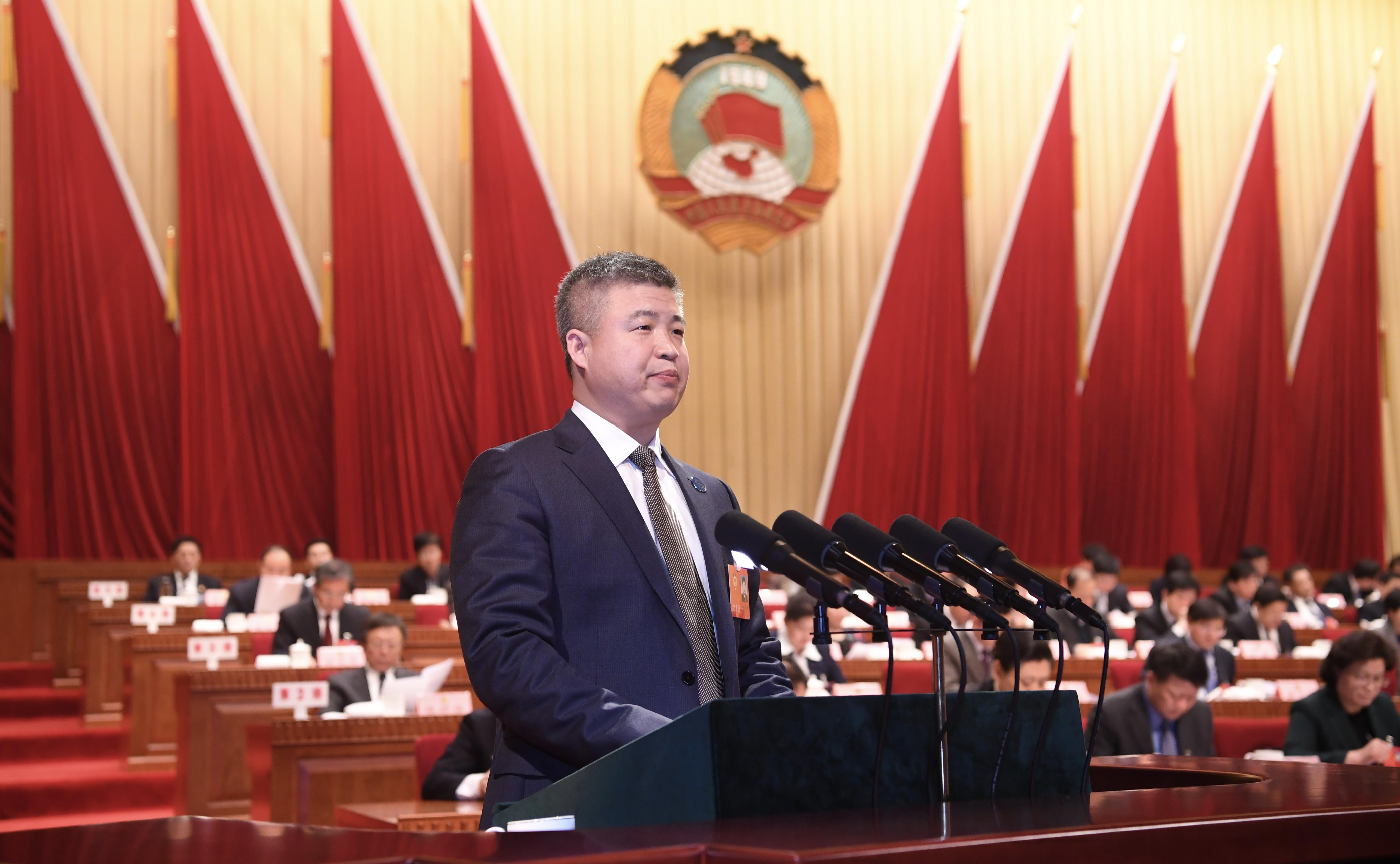 省政协委员李连祥:加快社会信用体系建设 打造重诺守信齐鲁品牌