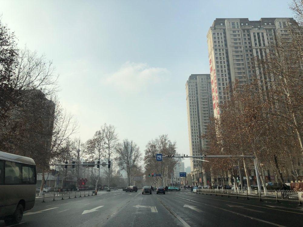 海丽气象吧丨淄博发布道路结冰黄色预警 请注意防范