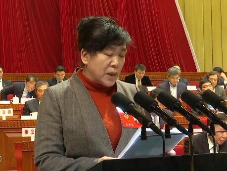 """省政协委员王晓嫚:重视""""金丰公社""""模式 助推现代农业发展"""