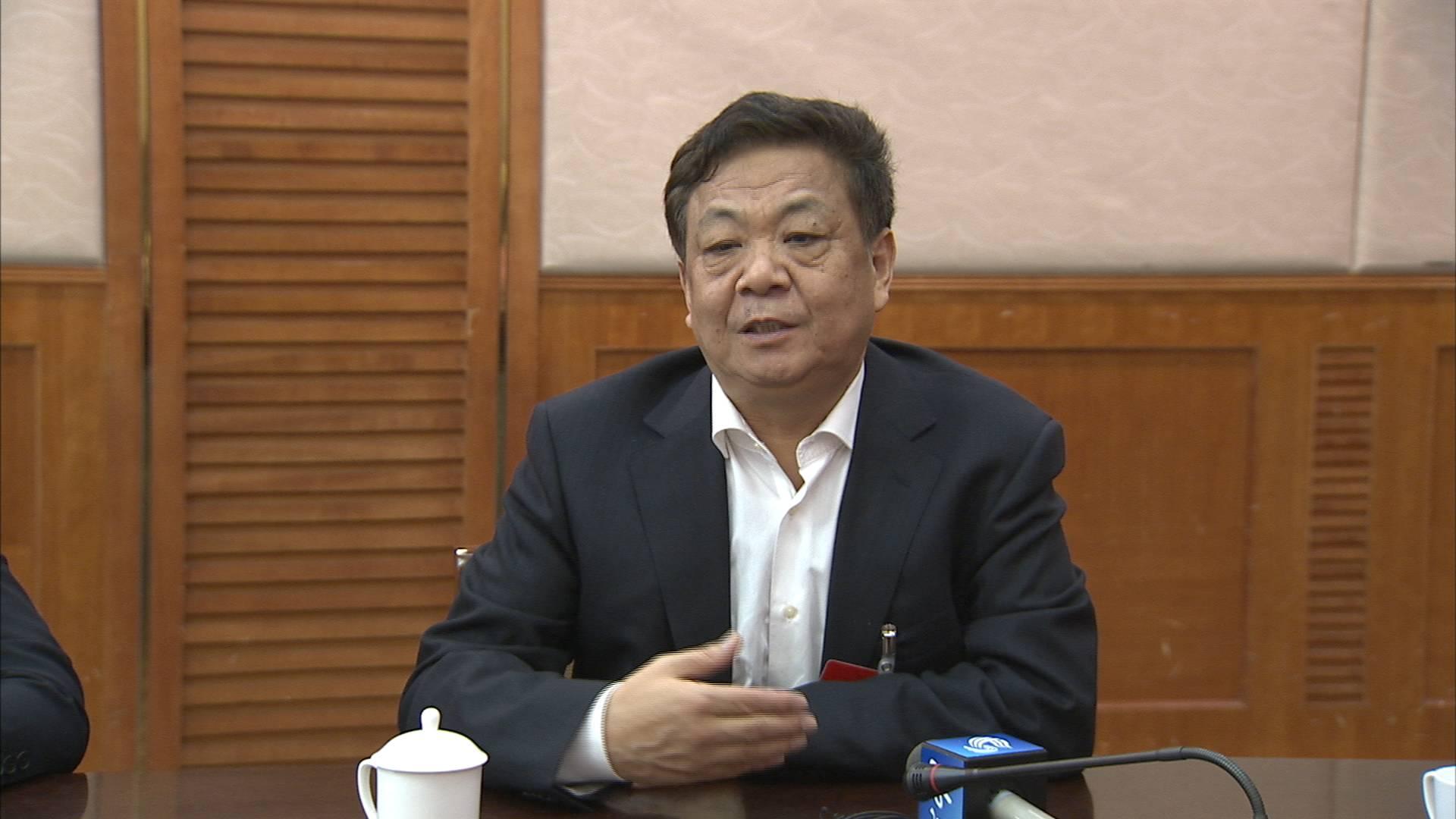 48秒丨省人大代表王培桓:今年再开100家超市 实体经济助力乡村振兴