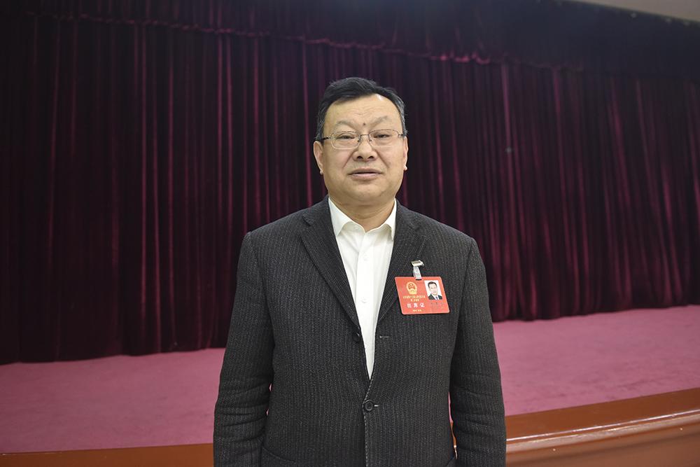 138秒丨省人大代表李奉利:青岛港就是一分部署九分落实